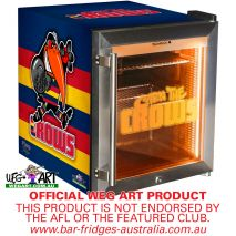 Crows Footy Club Weg Art Bar Fridge