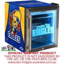 Eagles Footy Club Weg Art Bar Fridge