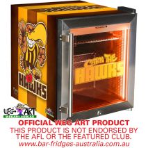 Hawks Footy Club Weg Art Bar Fridge