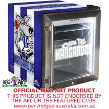 Kangarooss Footy Club Weg Art Bar Fridge