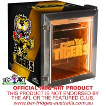 Tigers Footy Club Weg Art Bar Fridge