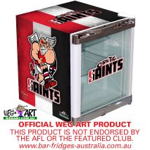 Weg Art Mini Fridge St Kilda Saints