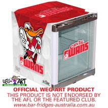 Weg Art Mini Fridge Sydney Swans