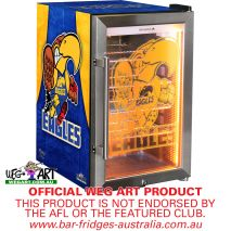 Weg Art Bar Fridge West Coast Eagles