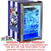 Weg Art Bar Fridge Noerth Melbourne Kangaroos