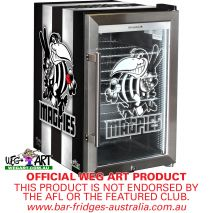 Weg Art Football Club Branded Bar Fridge - Scroll Pics To Find Your Team