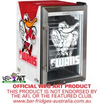 Weg Art Bar Fridge Sydney Swans
