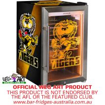 Weg Art Bar Fridge Richmond Tigers