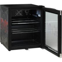 ACDC Rock Band Mini Bar Fridge - Thunderstruck