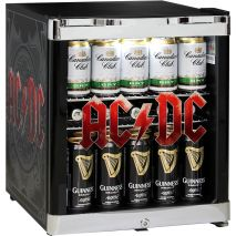 ACDC Rock Band Mini Bar Fridge - TNT