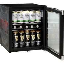 ACDC Rock Band Mini Bar Fridge - Long Way To The Top