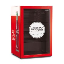 Coca Cola Retro Mini Glass Door Bar Fridge Keeping Your Drinks Cool
