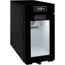 Mini Milk Fridge For Use With Automatic Coffee Machines
