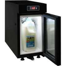 Mini Milk Fridge Made To Stay Under 4oC
