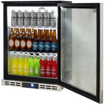 Rhino Below Zero 1 Door Heated Glass Door Bar Fridge - Front Venting, Brand Parts
