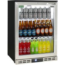 Rhino Glass Froster 1 Door Bar Fridge - Front Venting, Brand Parts, Use For Cold Beer Also!