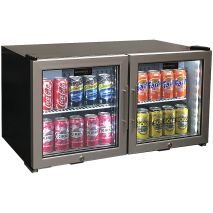 Schmick Low Profile 2 Door Alfresco Bar Fridge