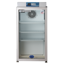 Units have excellent inner air flow system to ensure even temperatures throughout all of the cabinet, 3 x adjustable shelves and LOW E Glass to prevent condensation