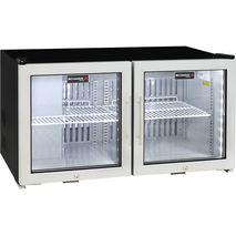 Alfresco Low Profile 2 Door Bar Fridge