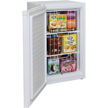 Plenty Of Room For All Your Frozen Goodies
