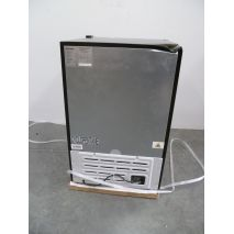 The rear panel has a dent in top right-hand corner