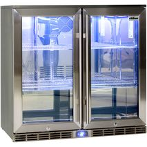 Proven In Market Since 2008, The Rhino GSP Is Now The Most Effcient Alfresco Fridge On The Market In The World With Excellent Performance In Over 40oC+