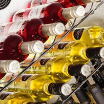 Add Wine Shelving To You Rhino Bar Fridge