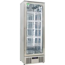 Upright Stainless Steel Efficient Bar Fridge