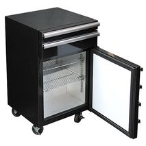 Toolbox Fridge With 2 Tool Drawers and 50Litre Refrigerator