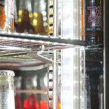 Rhino Commercial Energy Efficient Bar Fridge Rhino Shelf