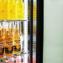 Rhino Commercial Energy Efficient Bar Fridge Rhino Led