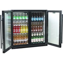 Schmick SK190-B Alfresco Fridge Front Venting To Build Into Cabinetry