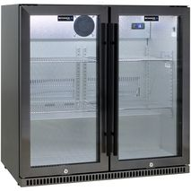 Schmick Alfresco Fridge White Led