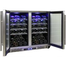 Schmick Dual Zone Alfresco Beer And Wine Bar Fridge JC190-GG All Wine