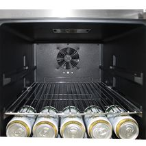 Schmick Dual Zone Alfresco Beer And Wine Bar Fridge JC190-GG Inner Fan