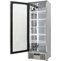 Rhino Commercial Energy Efficient Bar Fridge Rhino SGT1L-SS