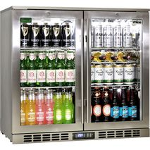 Heated Doors 2 Door Alfresco Fridge Rhino Brand Name Parts