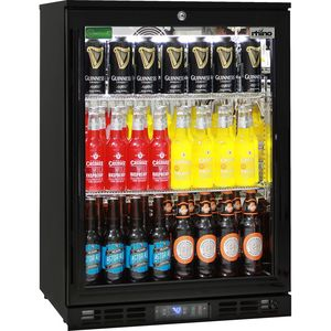 Rhino Commercial 1 Door Pub Beer Bar Fridge - Reliable Unit Brand Parts Great Warranty