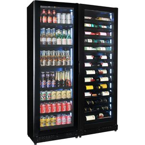 Upright Matching Beer And Wine Combination Model SK168-Combo