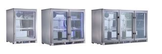 Rhino Envy 1 Door Deluxe Alfresco Bar Fridge