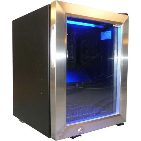 Dellware Mini Bar Fridge To Hold Milk Designed For The