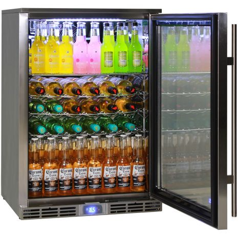 Rhino Bar Fridges - Self Closing Door