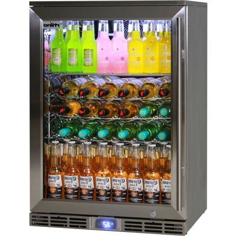 Rhino Bar Fridges Are The Only Official Outdoor IP Rated Alfresco Fridge On The Market, This Means It Can Handle Water Spraying When Storms Blow In