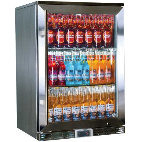 Rhino 1 Door Alfresco Outdoor Bar Fridge Model GSP1H-840-SS