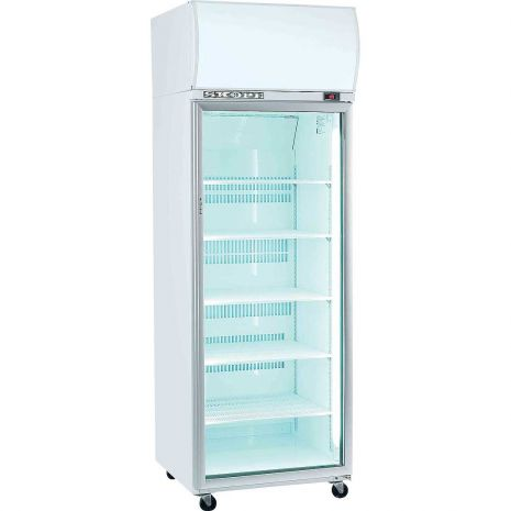 Skope Commercial Glass Door Bar Fridge 650Litre Model TME650