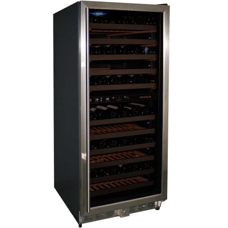 Wne Fridge Dual Zone Model CTW100DF-SS