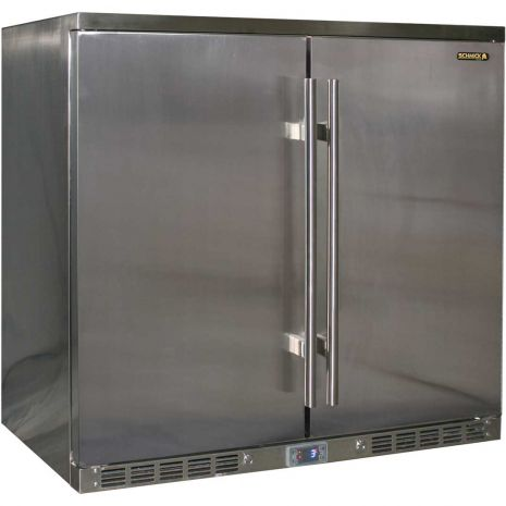 Husky Glass Door Bar Fridge  Model SC2870LE-XXX