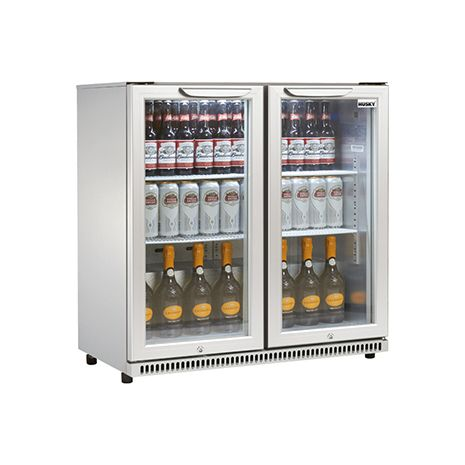 Husky C2H Intelligenza Bar Fridge