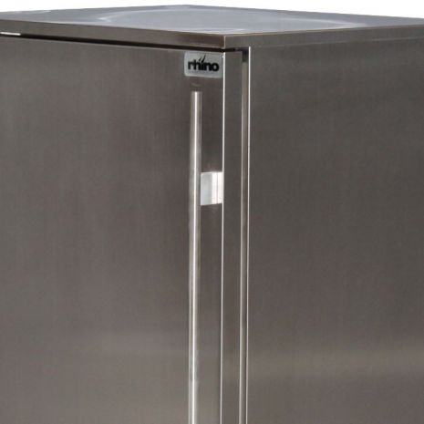 Rhino 1 Door All Stainless Steel Bar Fridge Bar Handle