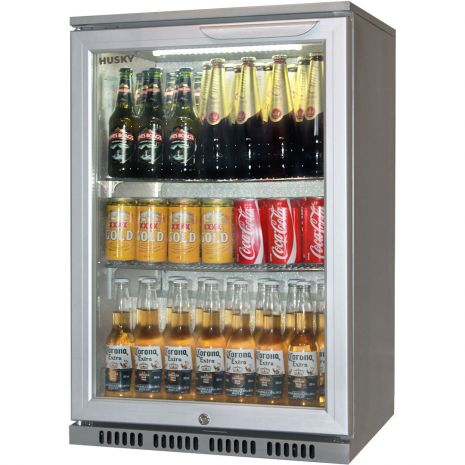 Husky C1H Intelligenza Bar Fridge Left Hinged
